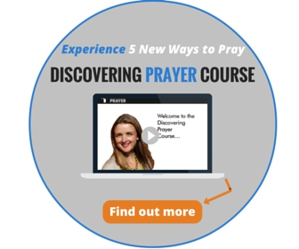 Discovering Prayer Course Advert