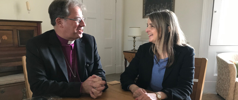 Bishop Steven on 3 common questions about how to pray (and having coffee with the Lord)